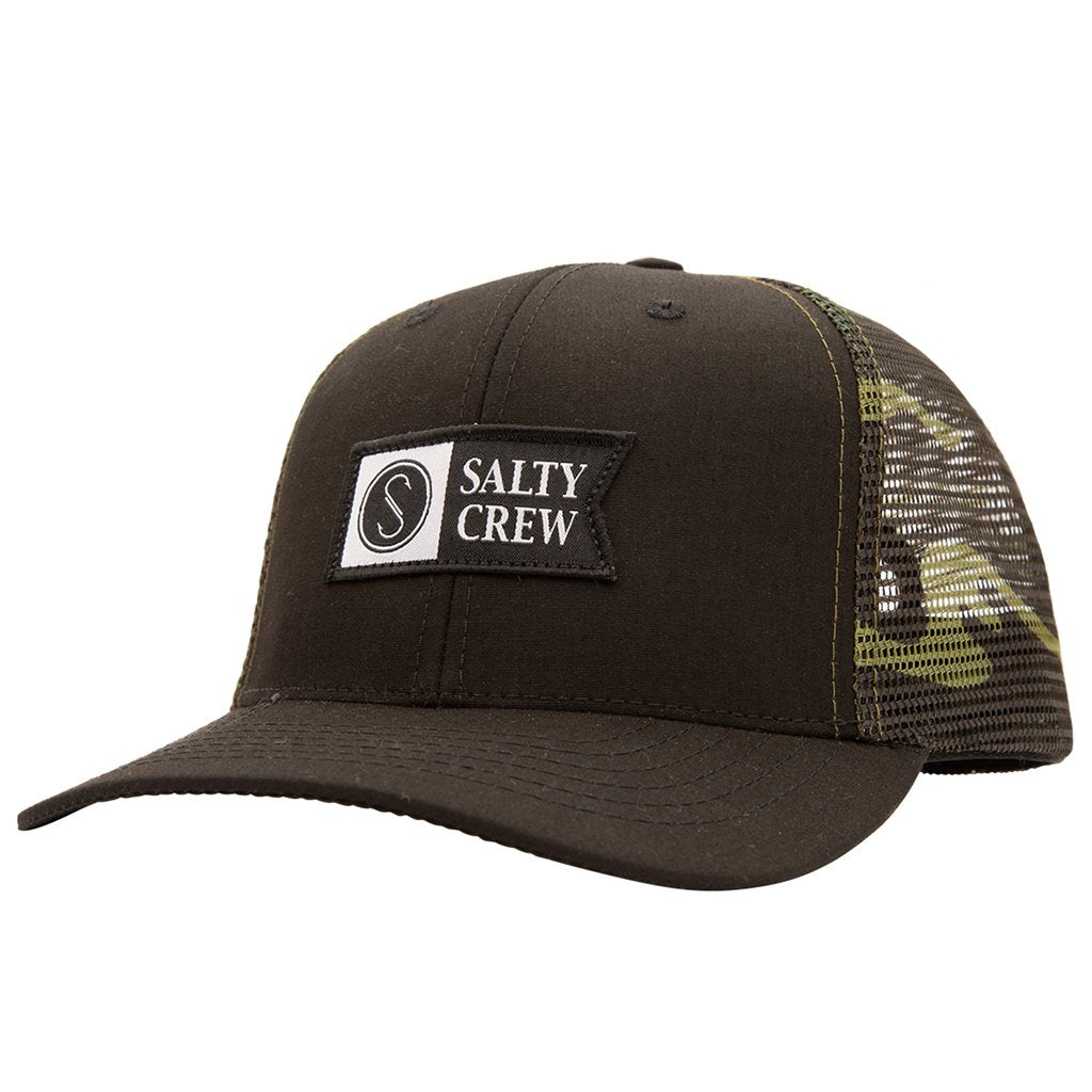 Salty Crew Pinnacle Retro Trucker Hat - 88 Gear