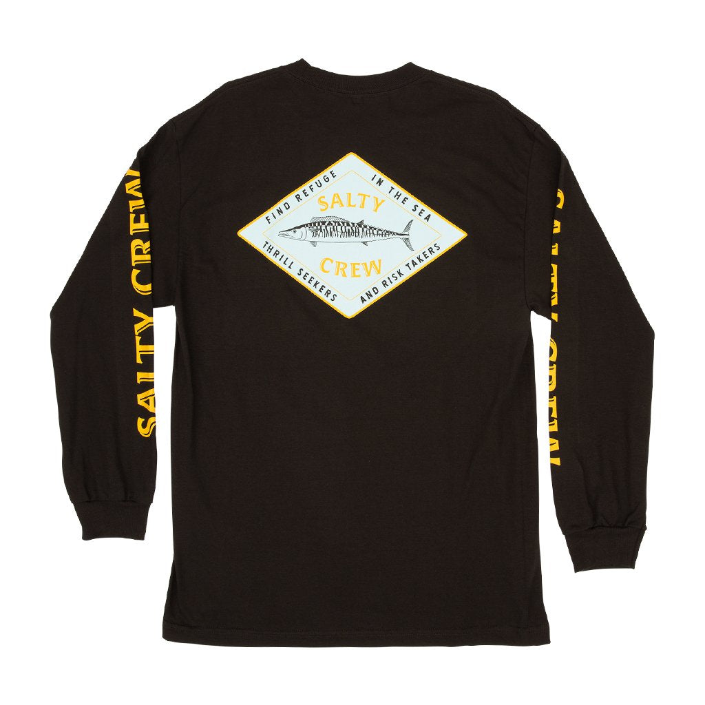 Salty Crew Hotwire Long Sleeve Tee - 88 Gear