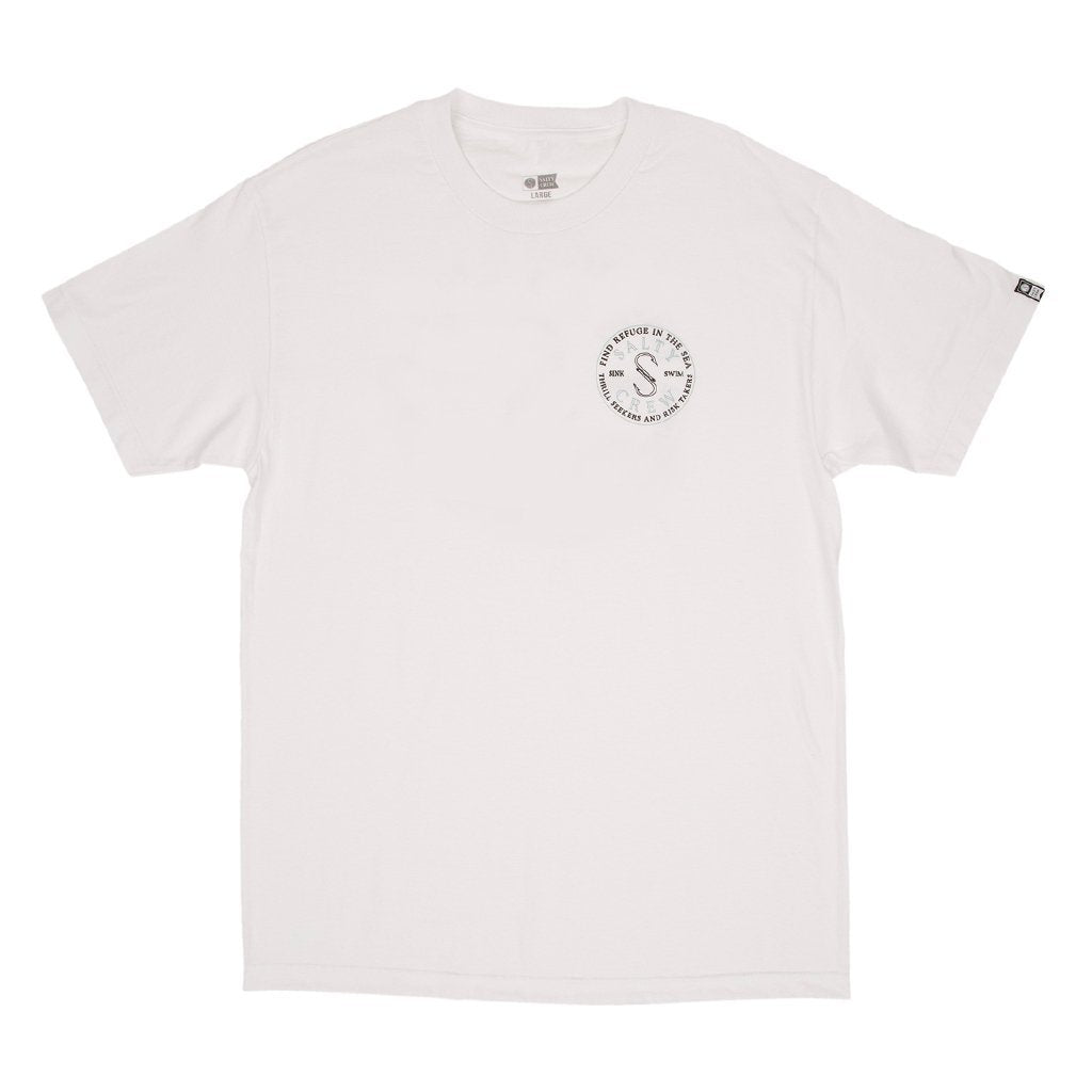 Salty Crew Overhaul T-Shirt - 88 Gear