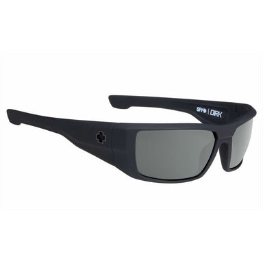 Spy Dirk Sunglasses Matte Black Polarized - 88Gear