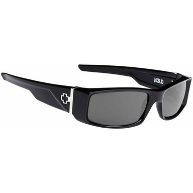 Spy Hielo Sunglasses Gloss Black Polarized Lens - 88 Gear