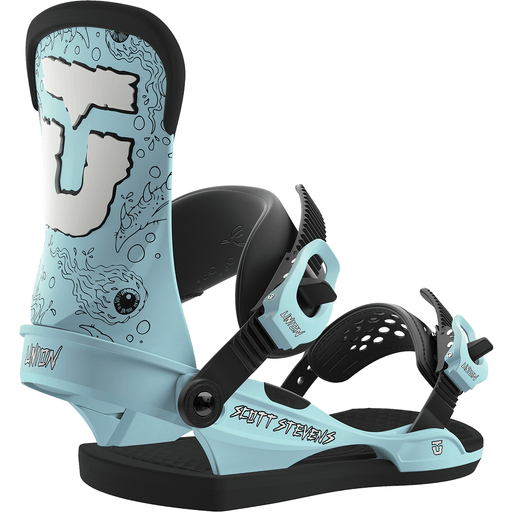 Union Scott Stevens Snowboard Bindings -2019