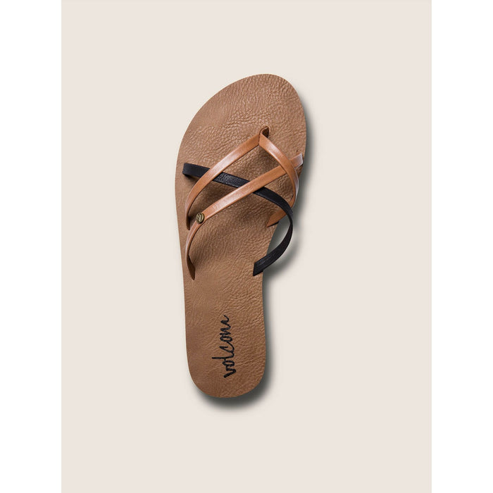 Volcom Women's New School Sandals - Combo
