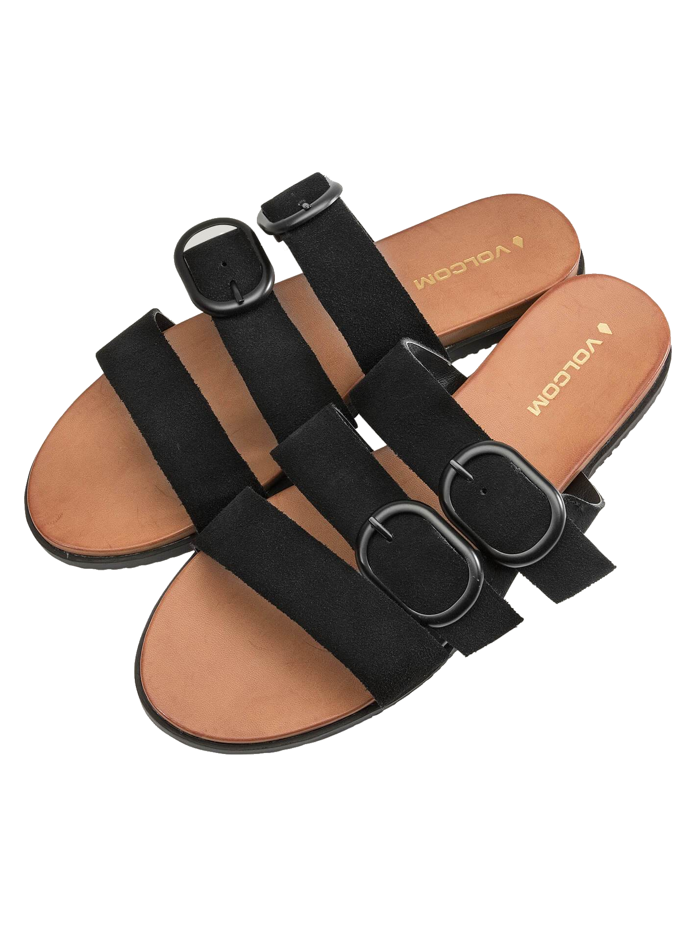 Volcom Buckle Up Buttercup Sandals - 88 Gear