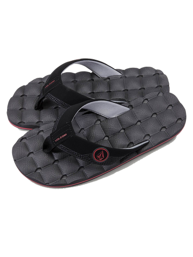 Volcom Youth Recliner Sandals - 88 Gear