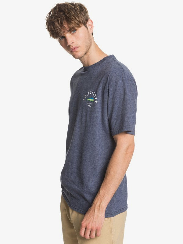 Quiksilver Fish Hero T-Shirt - 88 Gear