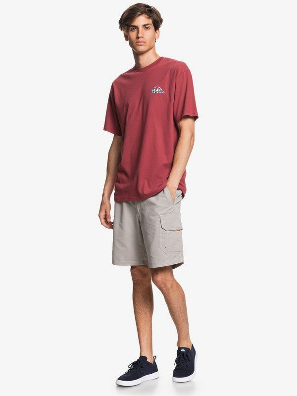 Quiksilver Lost Reef T-Shirt - 88 Gear