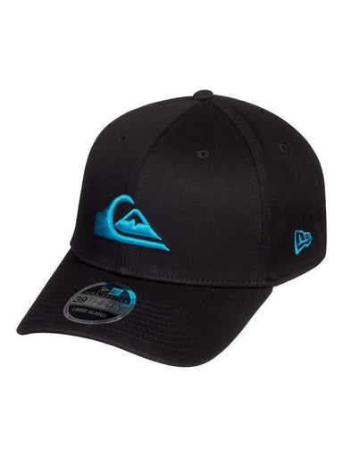 Quiksilver Fitted Mountain and Wave Hat