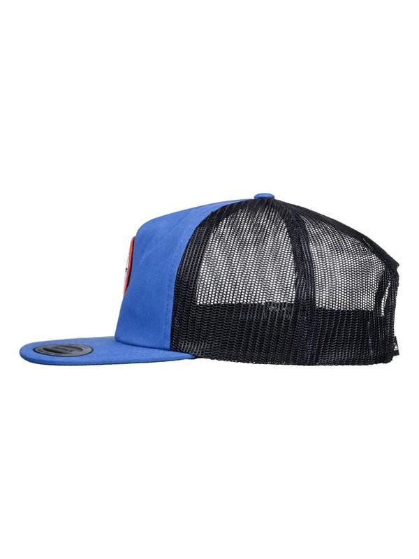 Quiksilver Gelled Out Trucker Hat - 88 Gear