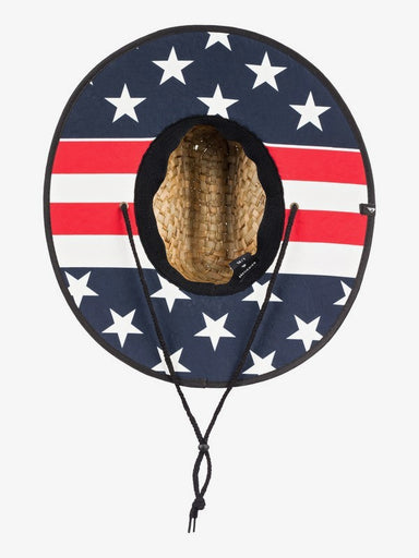 Quiksilver Outsider America Straw Hat