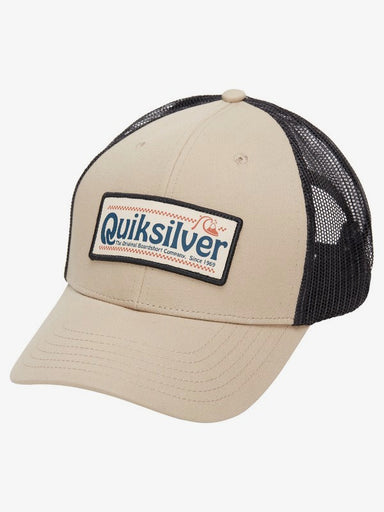 Quiksilver Big Rigger Trucker Hat