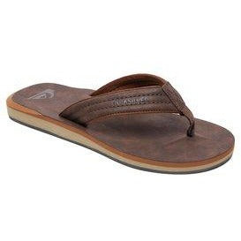 Quiksilver Carver Nubuck Sandals - 88 Gear