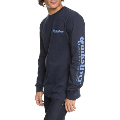 Quiksilver Twin Fin Mates Long Sleeve T-Shirt