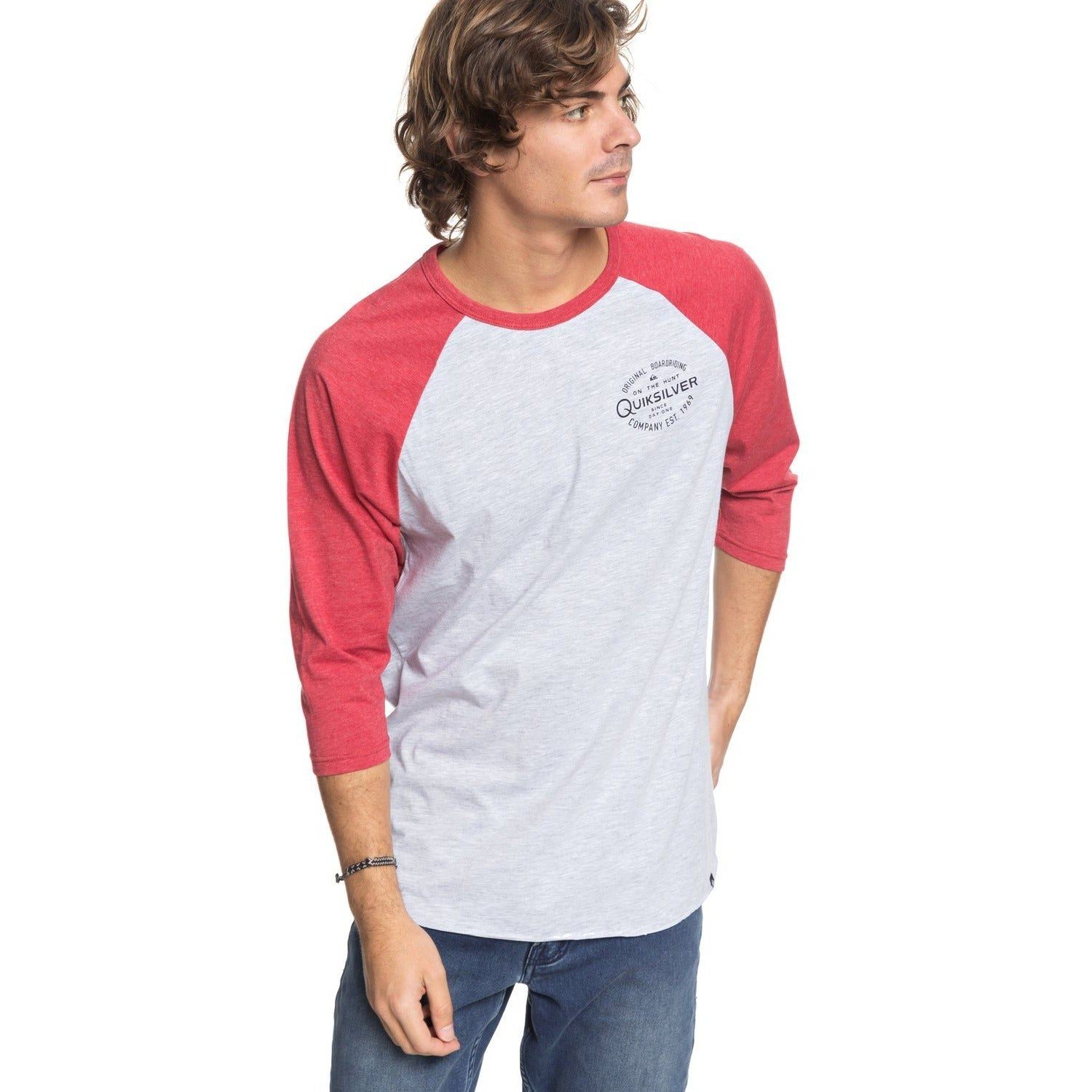 Quiksilver Hunters Patch 3/4 Shirt - 88 Gear