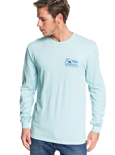Quiksilver Daily Wax Long Sleeve Shirt