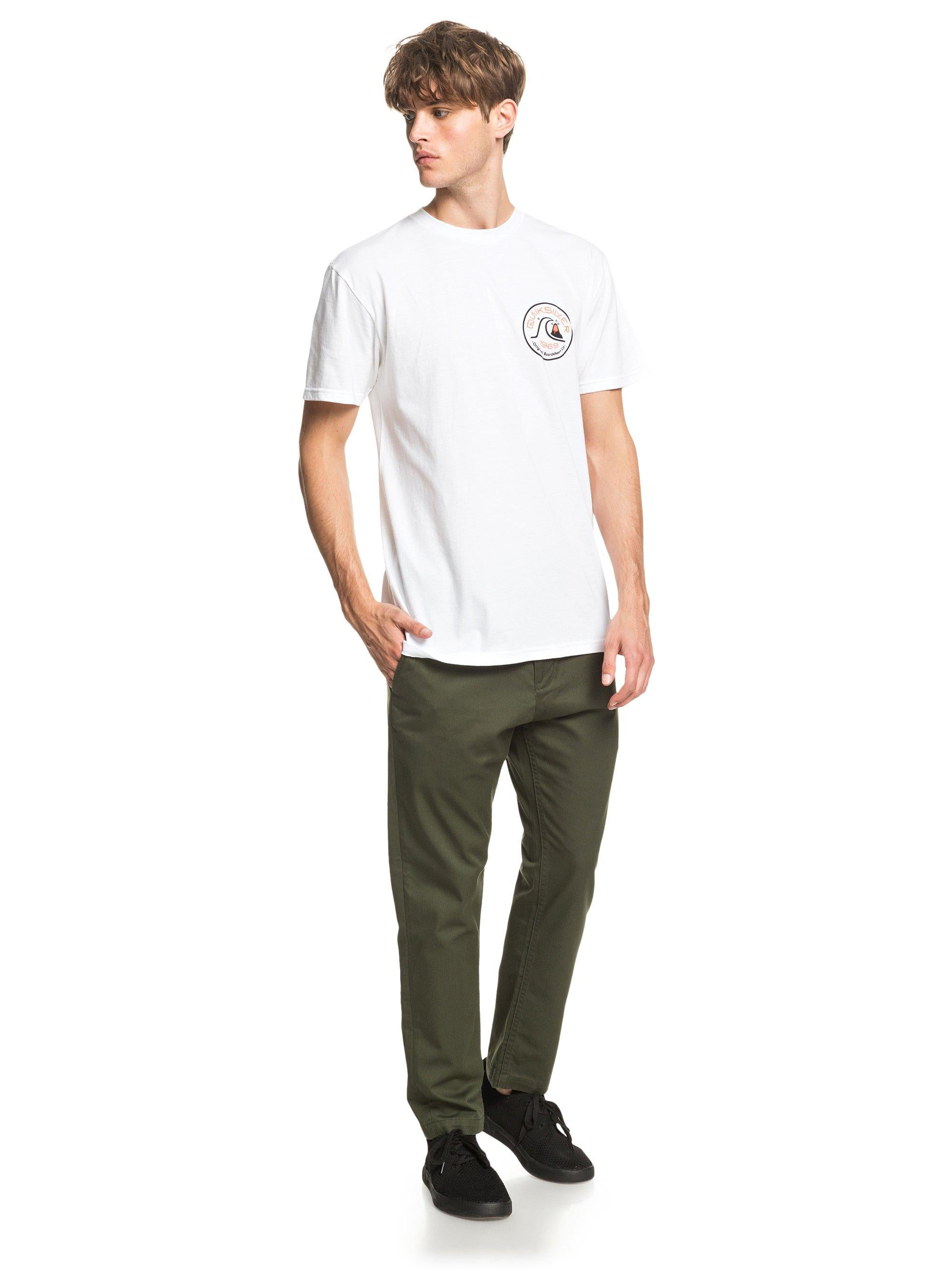 Quiksilver Close Call MTO T-Shirt - 88 Gear