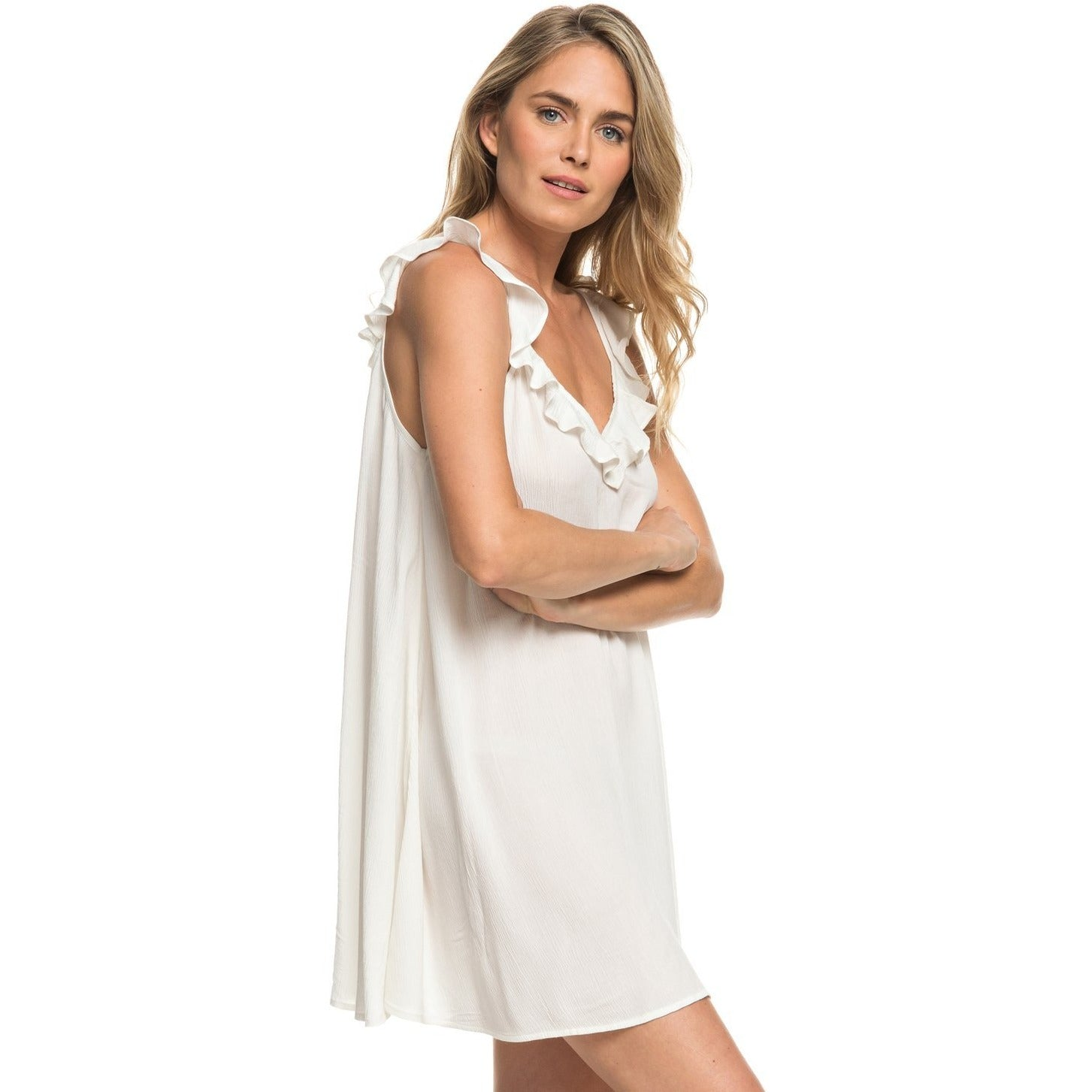 Roxy Dancing Around Cover Up Dress - 88 Gear