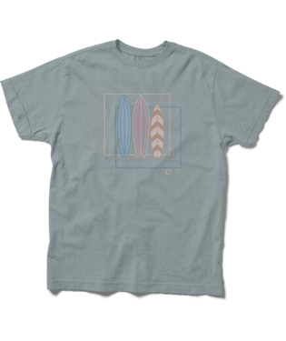 Roxy Modern Surf T-Shirt - 88 Gear