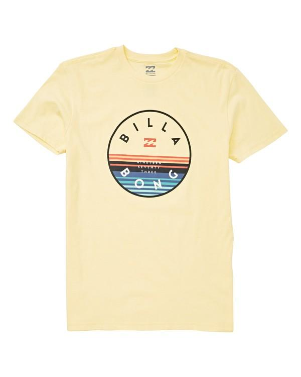 Billabong Boys Rotor T-Shirt - 88 Gear