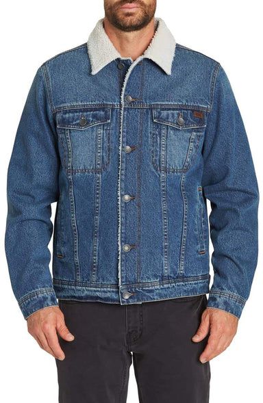 Billabong Barlow Trucker Jacket - 88 Gear