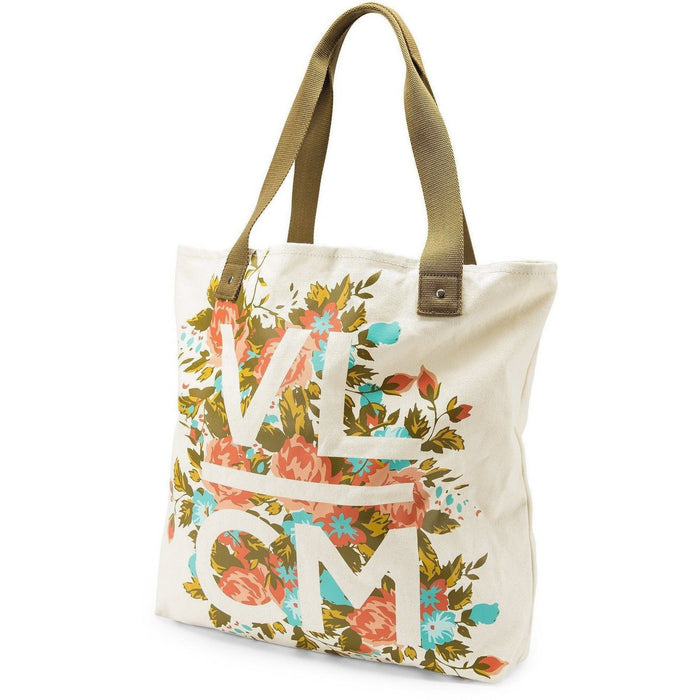 BAG - Volcom Surf Shine Sand Beach Tote Army