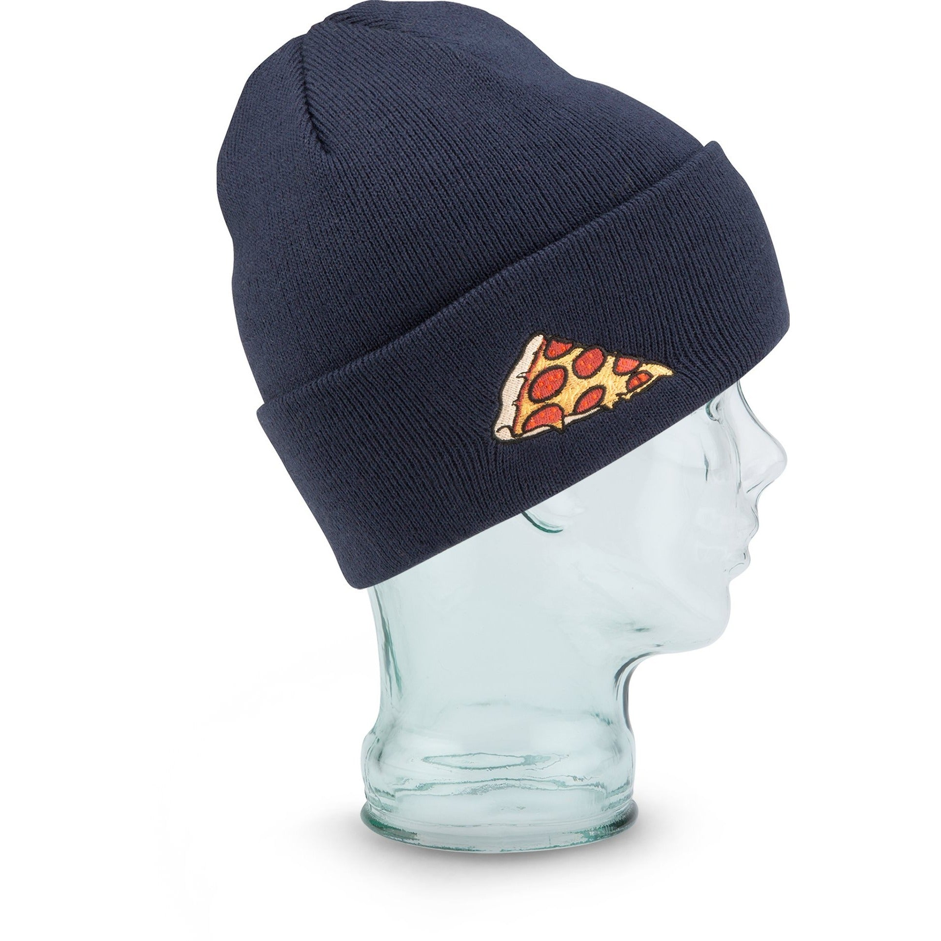 Coal Crave Pizza Beanie - 88 Gear