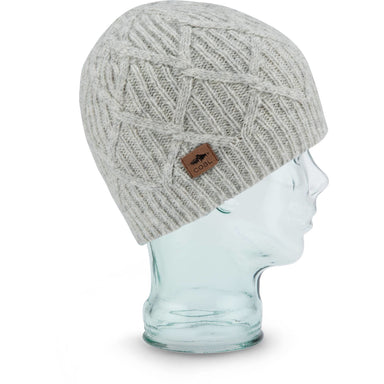 Coal Yukon Grey Beanie - 88 Gear