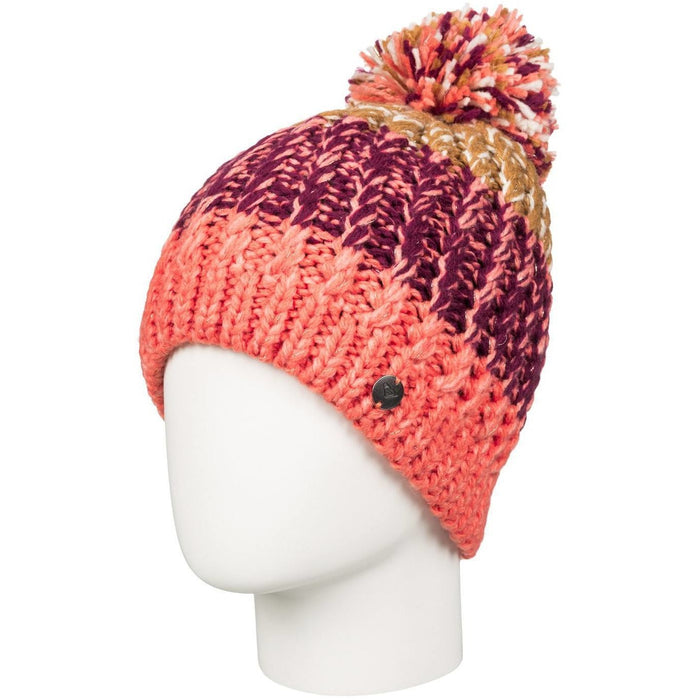 Roxy Polly Block Beanie - 88 Gear