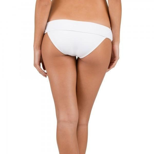 Bikini Bottom - Volcom Simply Solid Modest Bottoms