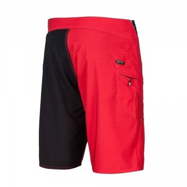 Boardshorts - Vocom Liberate Lido Mod Boardshorts - Red