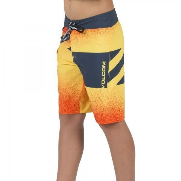 Volcom Boys Logo Party Pack Mod Boardshorts - 88 Gear