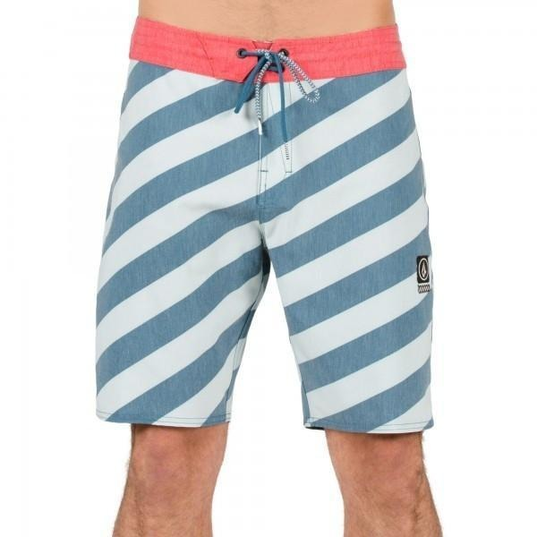 Volcom Stripey Stoneys Men's Boardshorts - 88 Gear