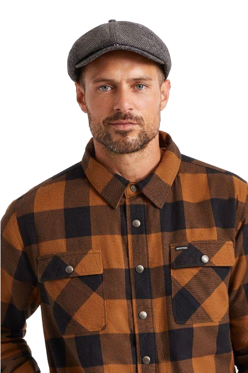 Brixton Brood Snap Cap - 88 Gear