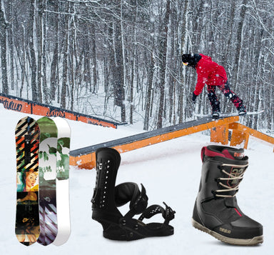 Build Your Own Snowboard Package - 88 Gear