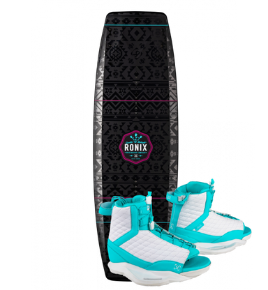 Ronix Quarter Till Midnight Wake Package 2020