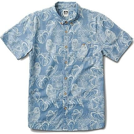 Button Shirt - Reef Point Short Sleeve Shirt