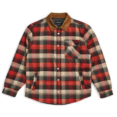Brixton Plaid Cass Jacket