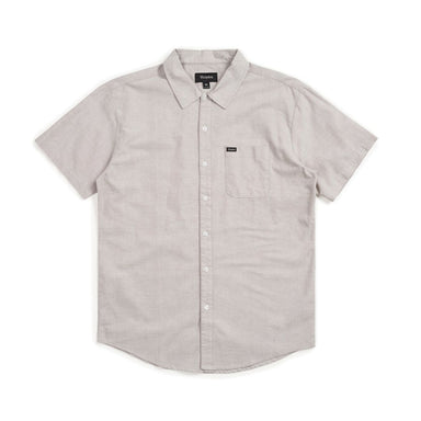 Brixton Charter Oxford Button Up Shirt - 88 Gear