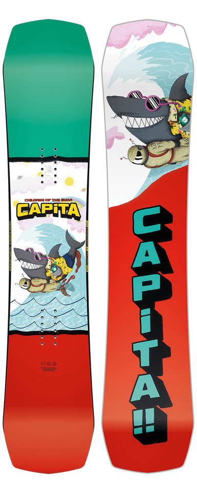 Capita Children of The Gnar Snowboard 2019-2020 - 88 Gear