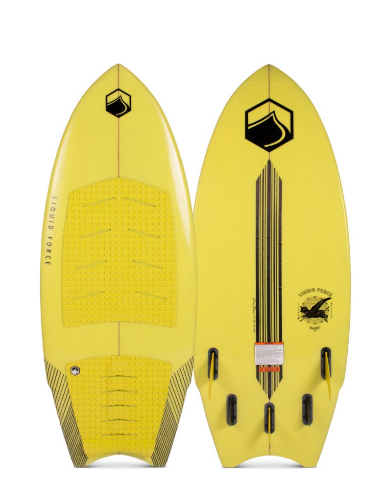 Liquid Force Dart Wakesurf Board 2020 - 88 Gear