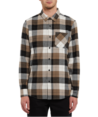 Volcom Caden Plaid Shirt - 88 Gear