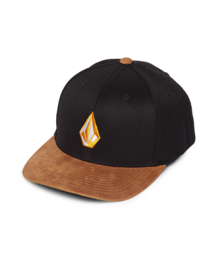 Volcom Full Stone Heather XFit Hat - 88 Gear