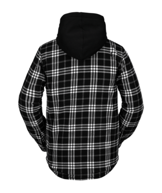 Volcom Field Insulated Flannel - 88 Gear