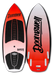 Doomswell Nubstep Red Wakesurf Board 2019 - 88 Gear