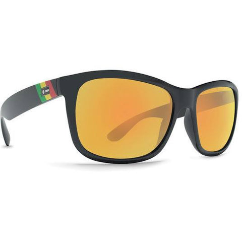 Dot Dash Rasta Sunglasses