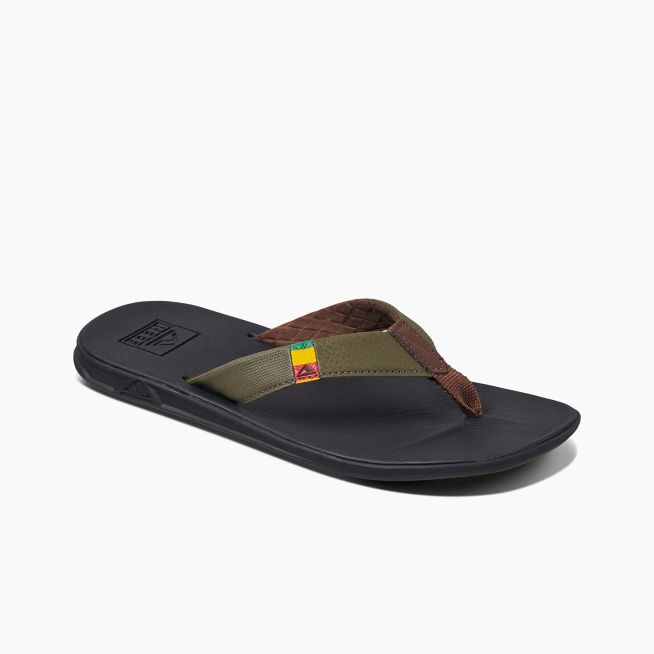 Reef Slammed Rover Sandals - 88 Gear