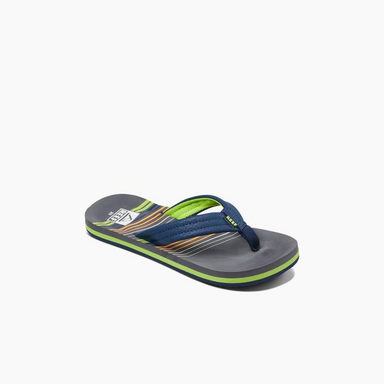 Reef Kids Ahi Stripe Sandals