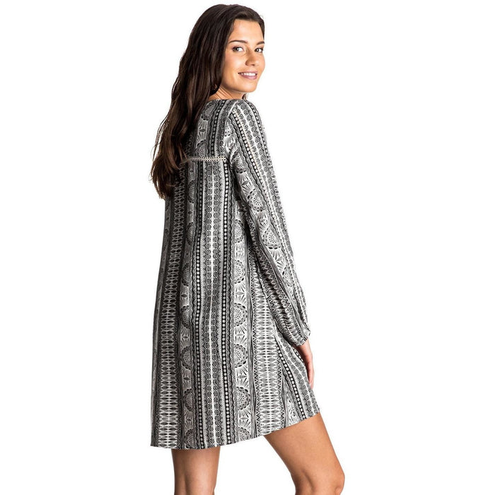 Dress - Roxy Women's April Morning Long Sleeve Dress