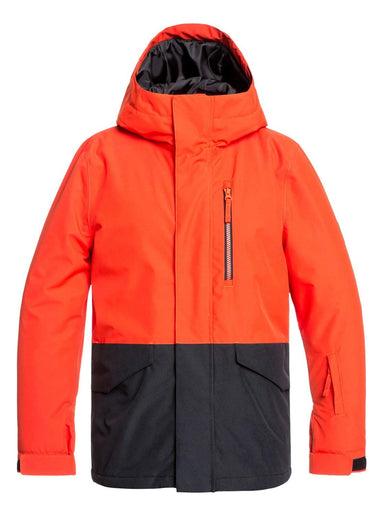 Quiksilver Youth Mission Jacket - 88 Gear