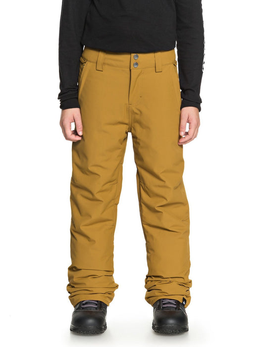 Quiksilver Estate Youth Snow Pants
